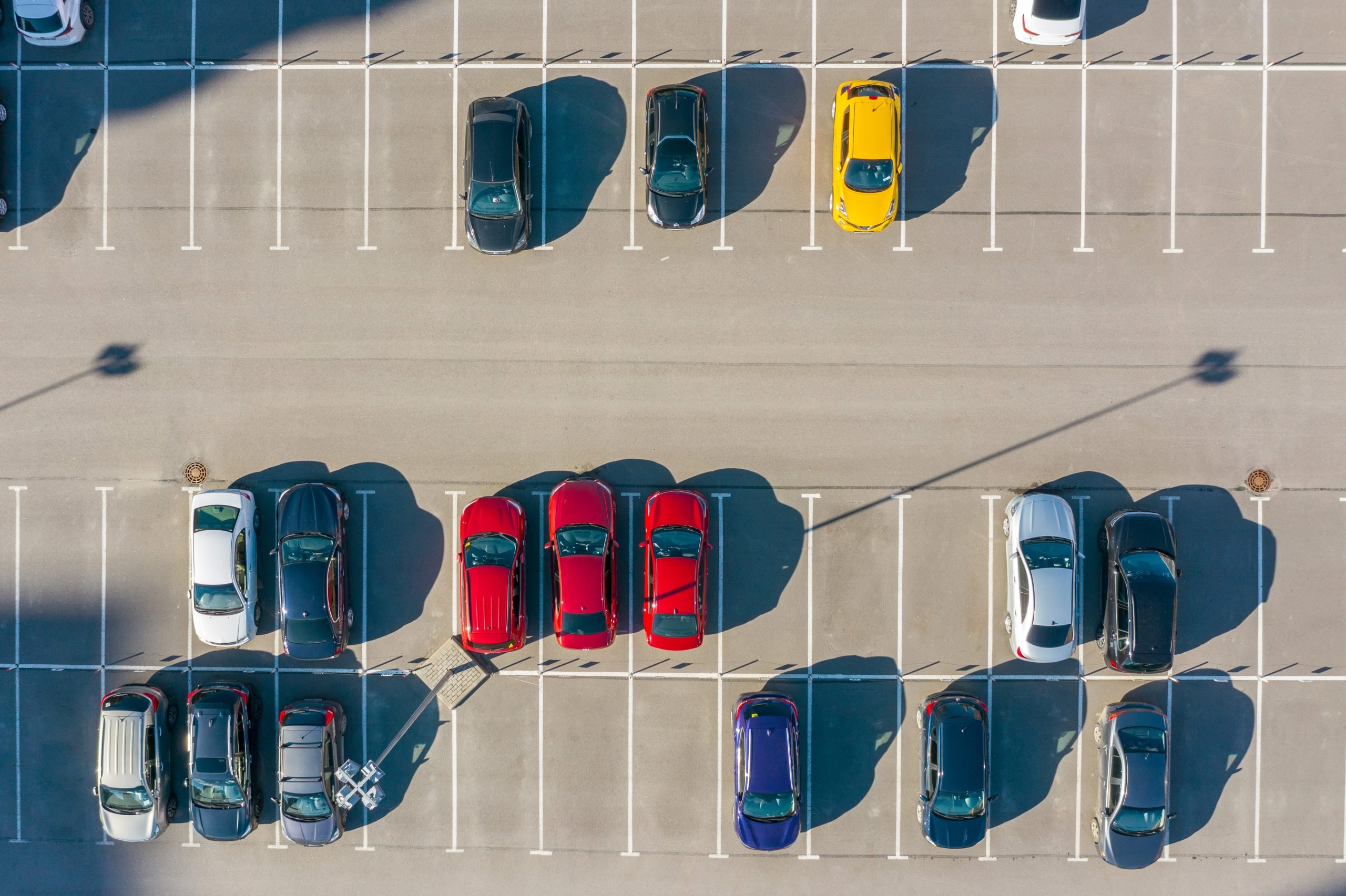 Employee Parking App