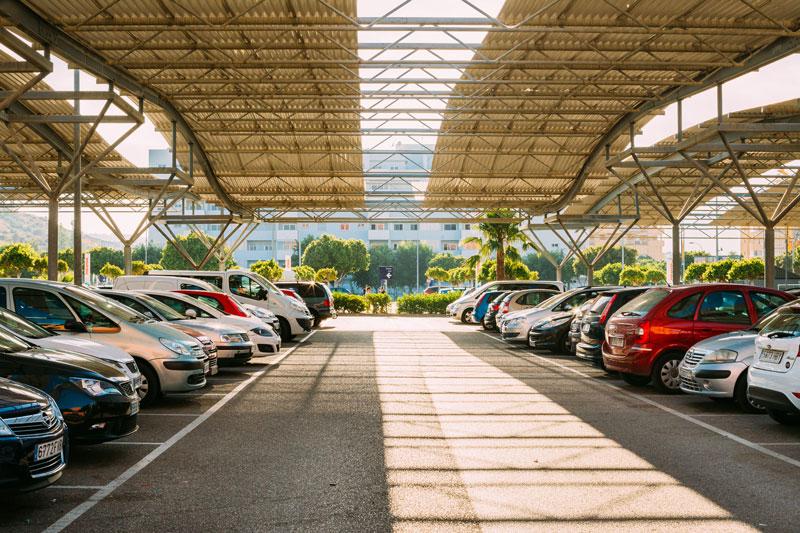 Ronspot Spanish Car Park