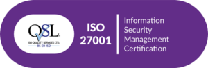 ISO Ronspot 27001