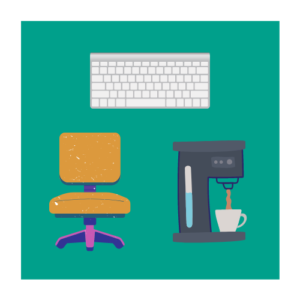 Equip the office with finer details for staff