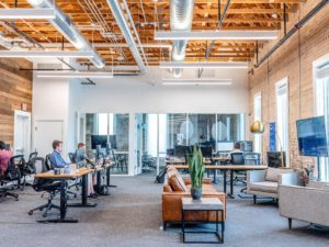 the hybrid workplace is becoming the future of the office