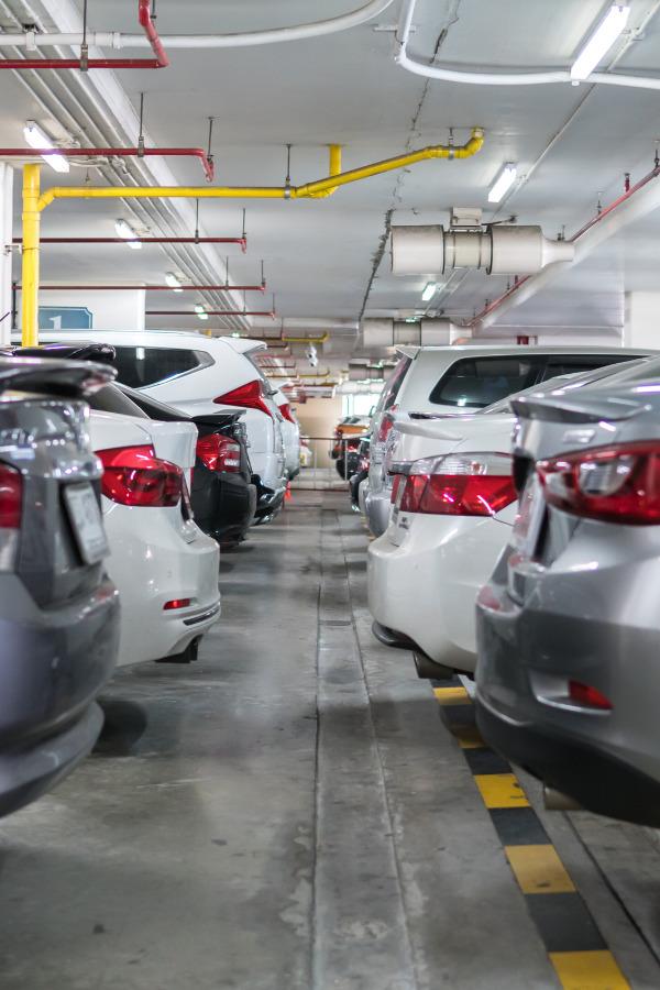 Sandoz car parking management improved with Ronspot