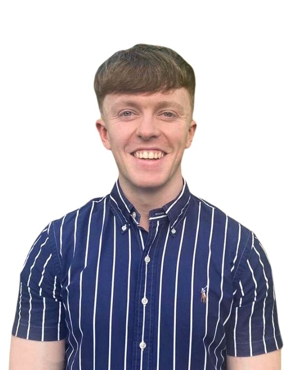 Cathal Chambers Marketing Executive Ronspot