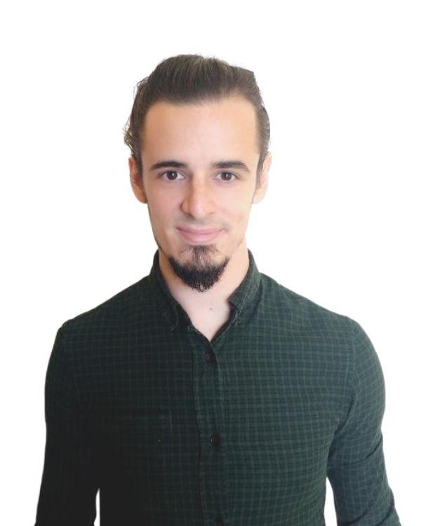 Mathieu Pegeot Digital Marketing Manager Ronspot