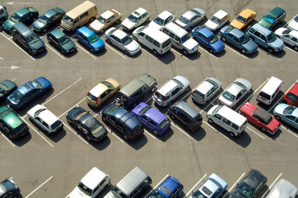 Office Parking in 2021