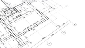 Office floor plans for space management solutions