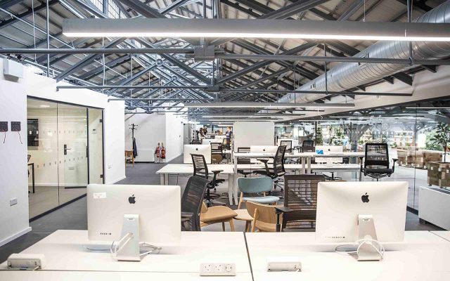 dogpatch office space for hot desking