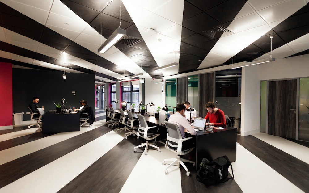 huckletree shared space