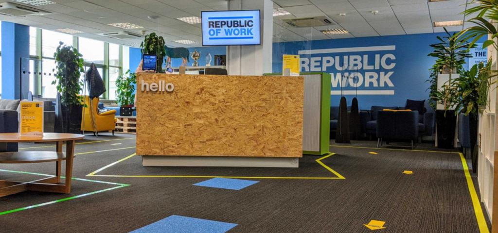 republic of work in cork