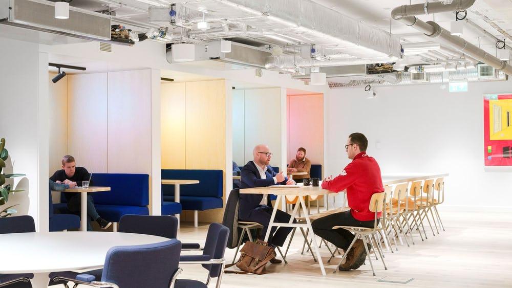 Wework co-working spaces ireland